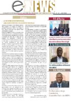 E-NEWS N°001_Juin 2018