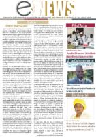 E-NEWS N°002_Juillet 2018